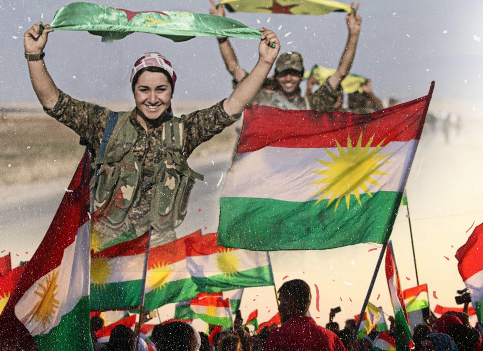 LA LUCHA KURDA POR LA DEMOCRACIA Y LA IGUALDAD DE GÉNERO EN SIRIA