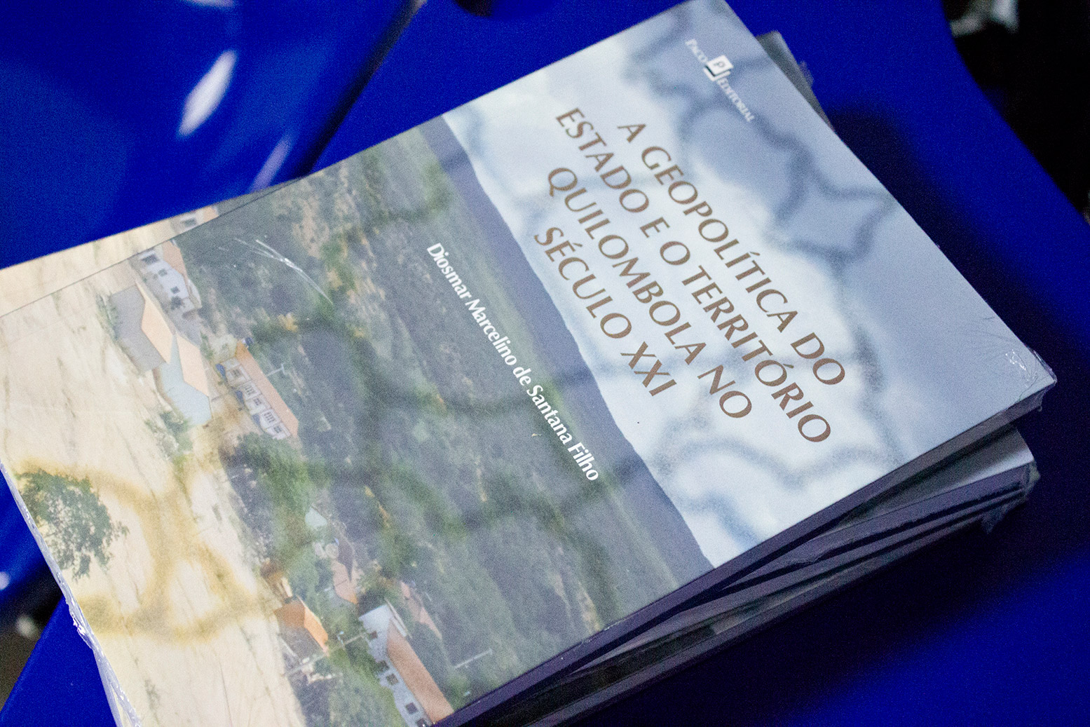 State Geopolitics and Quilombo Territory in the 21st Century, by Diosmar M. Santana