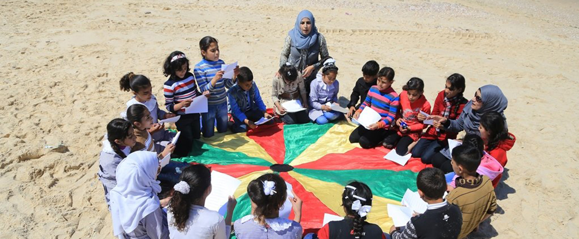 RETHINKING EDUCATION: PALESTINIAN EDUCATION CHALLENGES UNDER OCCUPATION